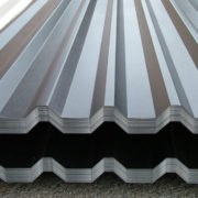 Prepainted Profile Sheet – Aluminium