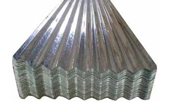 Galvanized Iron Corrugated Sheet UAE