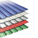 Prepainted Profile Sheet UAE