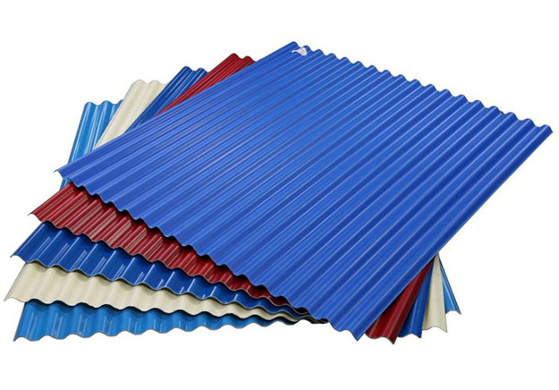 Aluminium Corrugated Sheet in UAE