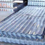 Aluminium Corrugated Sheet UAE