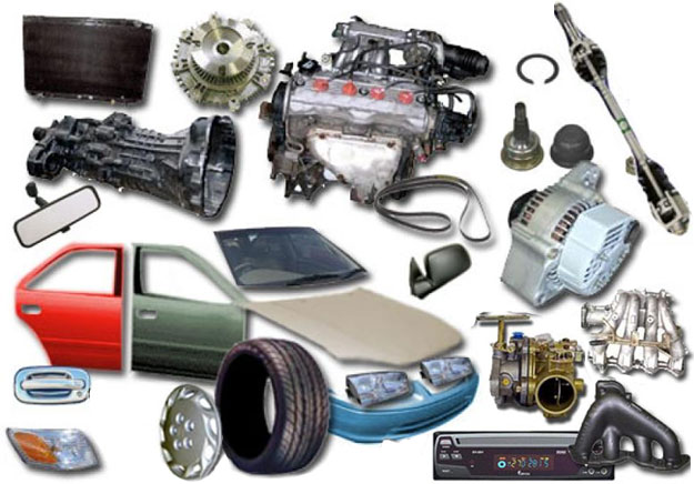 Auto Spare Parts - Burhani Oasis Enterprise LLC