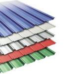 Prepainted Profile Sheet UAE
